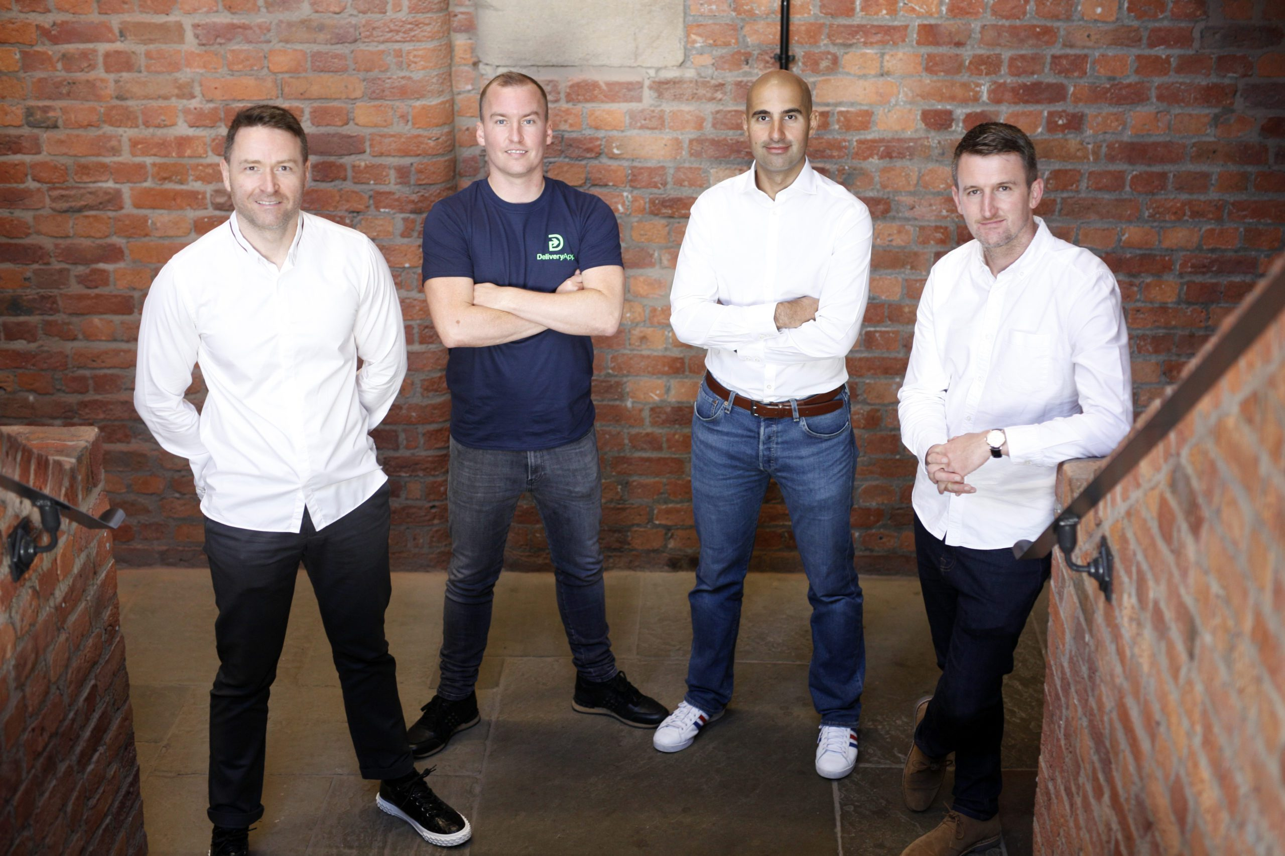 DeliveryApp founders