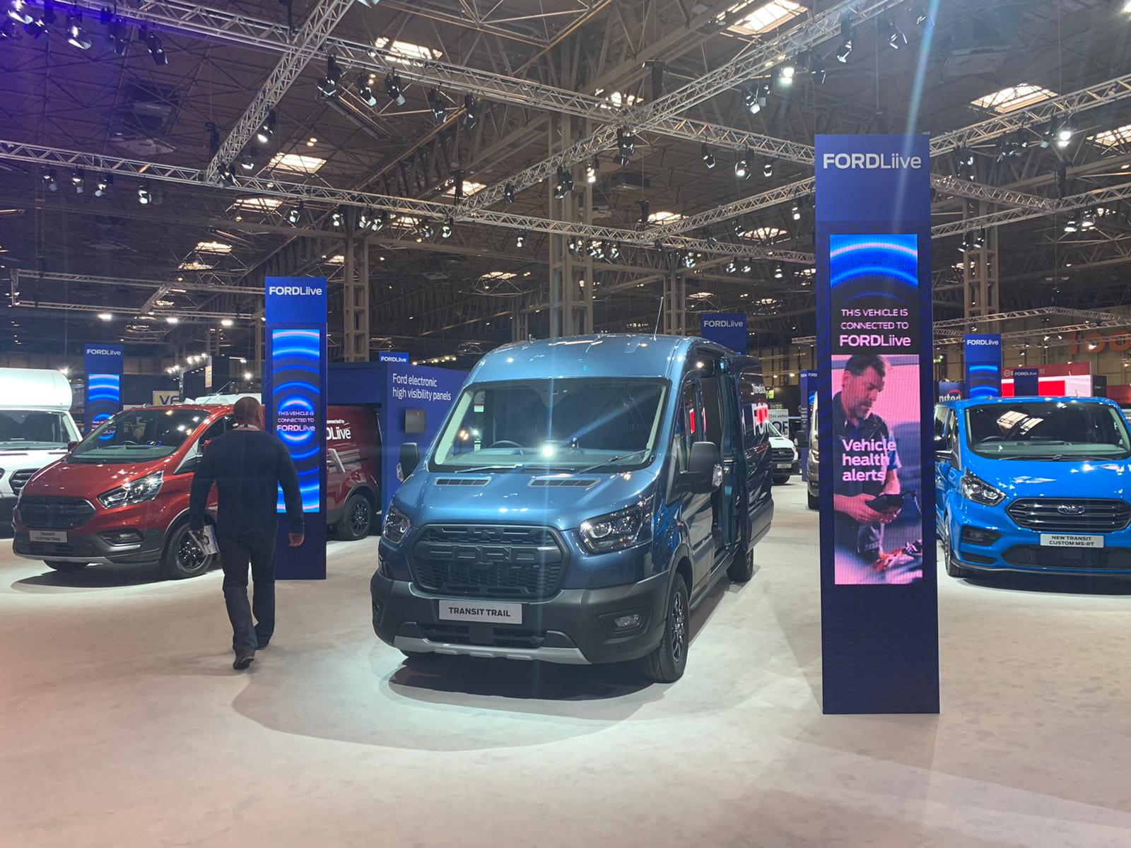 Ford Exhibition at NEC