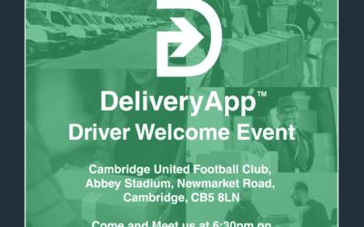 Cambridge Driver Recruitment Event